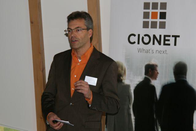 Rationalisatie: doen we de juiste dingen? CIOnet event