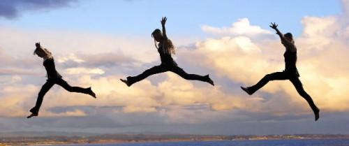 Veranderen met een stapje of met een verbetersprong?