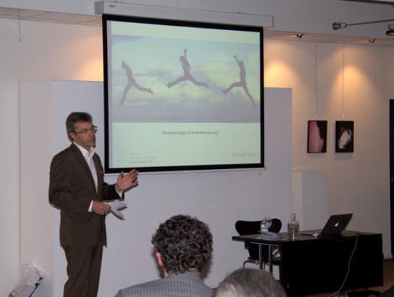 TED sessie: Rationalisatie kan eenvoudiger