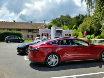 Supercharger Macon, Frankrijk