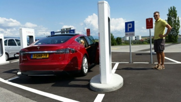 Supercharger Lully, Zwitserland